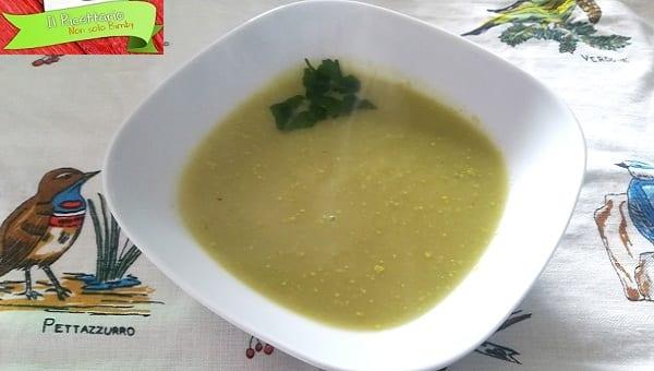 Crema di zucchine Bimby 2