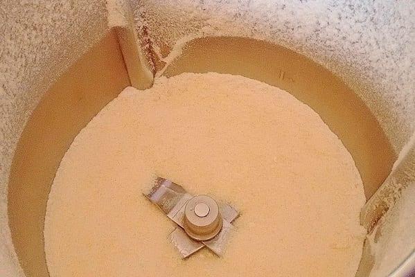 Farina di riso Bimby 1