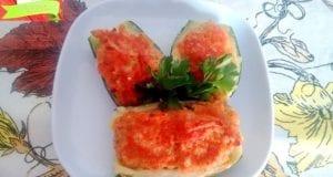 Zucchine ripiene con Bimby