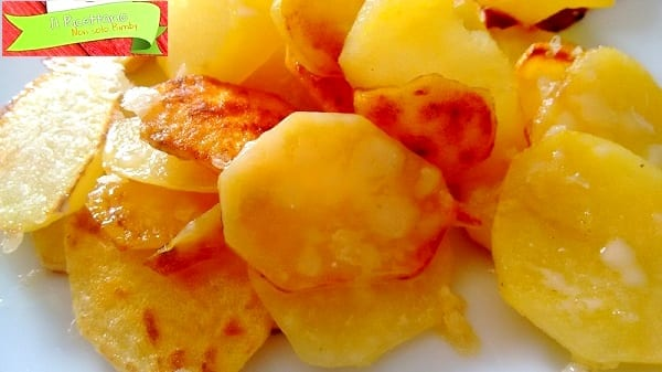 Patate al parmigiano in padella 1