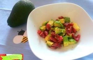 Insalata di avocado e bresaola 2