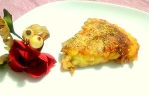 Torta di patate con Bimby senza uova