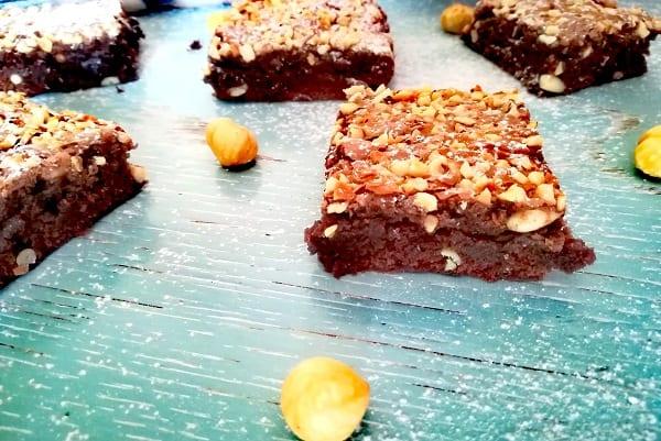 Brownies alla nutella velocissimi 4