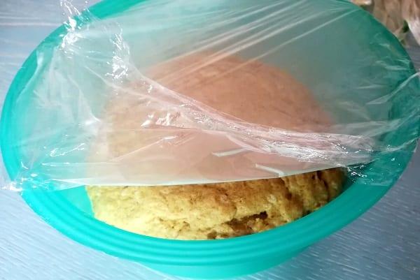 Impasto per pizza integrale Bimby 1