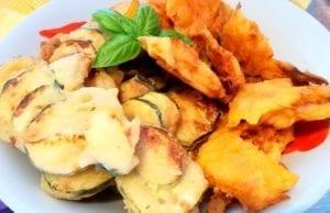 Pastella per fritti senza uova