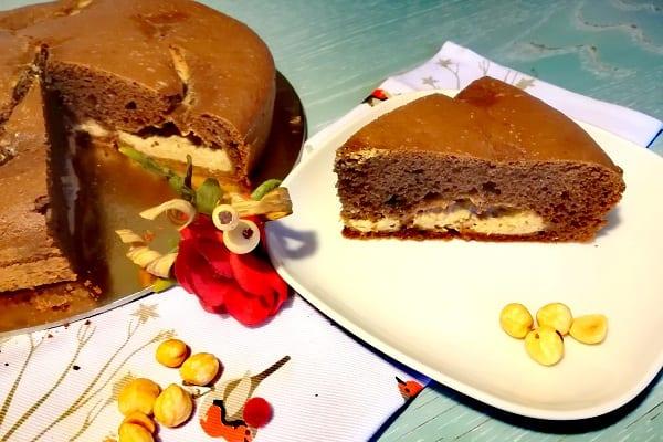 Torta Nua caffè e mascarpone