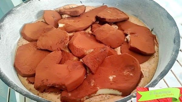 torta cioccolato e pere senza glutine 1