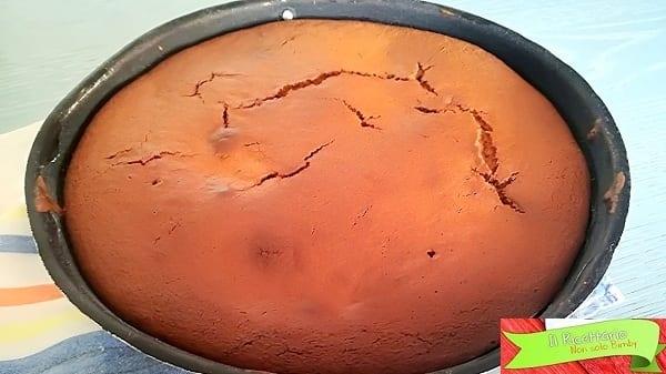 torta cioccolato e pere senza glutine 2