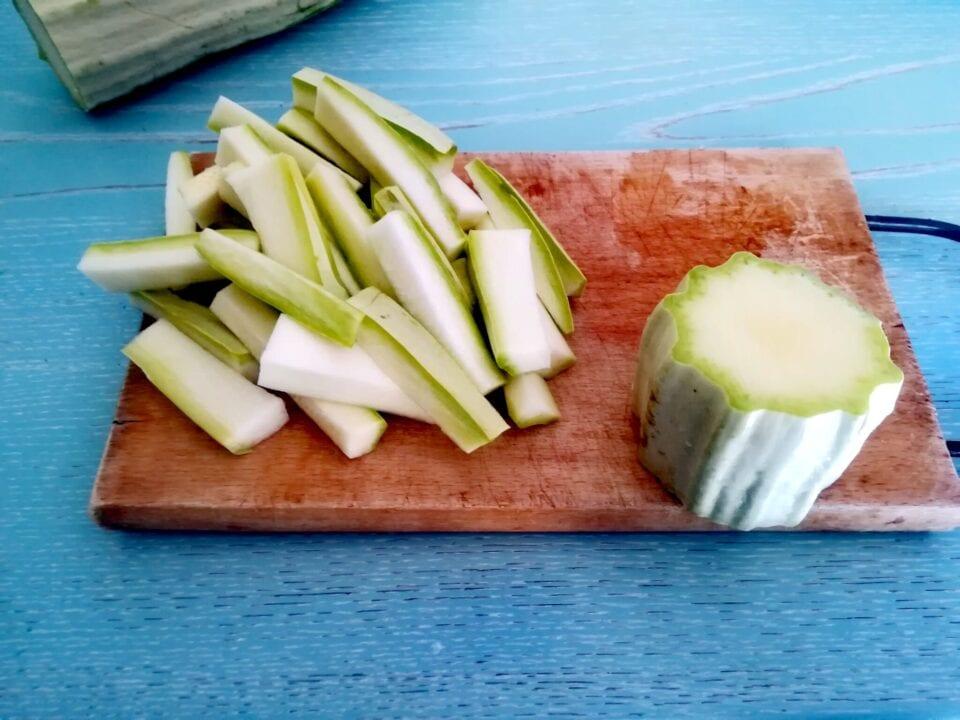 Zucchine parmigiano e salvia 1