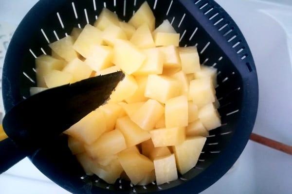Come lessare le verdure con Bimby: cucina light
