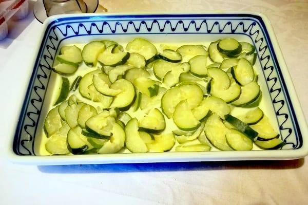 Sformato di zucchine Bimby 1