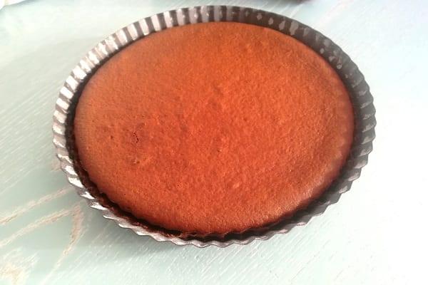 Crostata morbida cioccolato e ricotta 1