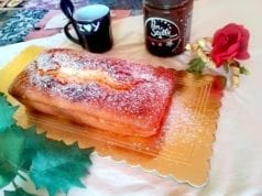 Plumcake mascarpone e crema pan di stelle 4