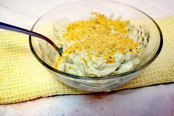 Crema pistacchio e mascarpone