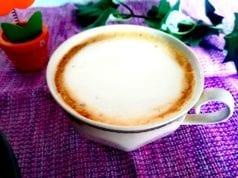 cappuccino veloce con Bimby