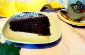 Torta soffice cacao e mascarpone Bimby