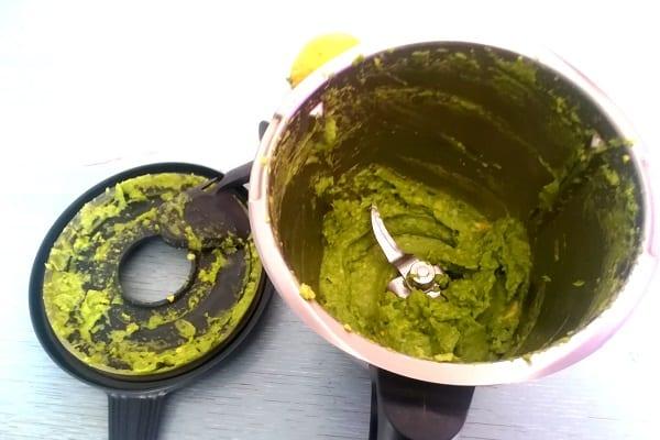 Salsa di avocado Bimby