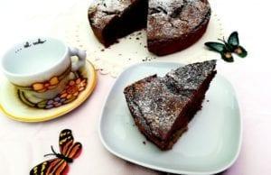 Torta Nua cioccolato e pistacchio