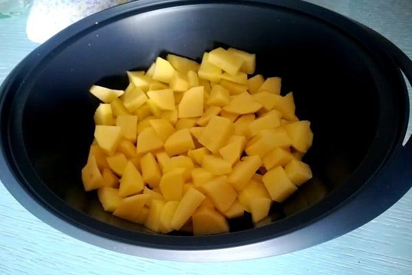Insalata di patate Bimby 2