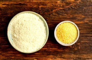 Come sostituire la farina 00 con i cereali
