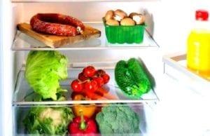 profumare il frigorifero
