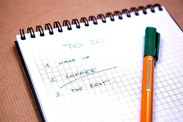 To do list: cos'è, come ci migliora la vita e perché tutti dovrebbero farla