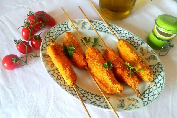 Spiedini di petto di pollo alla paprika 5