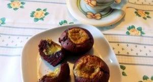 Muffin al cioccolato Bimby senza glutine