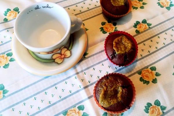 Muffin al cioccolato Bimby senza glutine 2