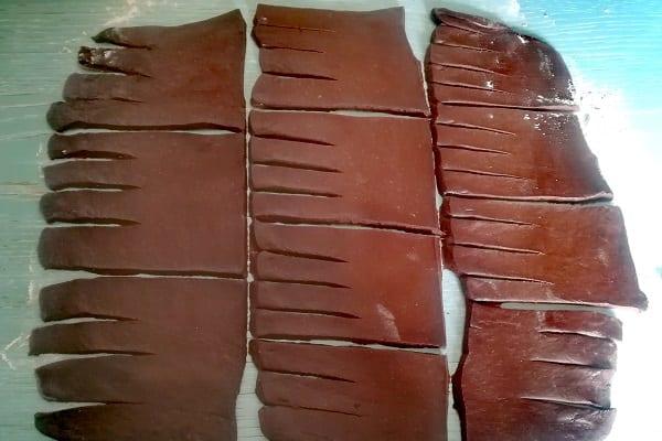 Brioches al cioccolato Bimby 2