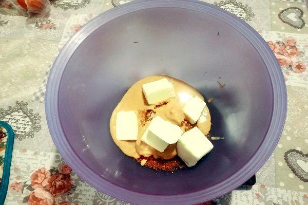 Biscotti al burro di arachidi americani, Peanut butter cookies 1