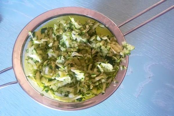 Pesto di zucchine 1