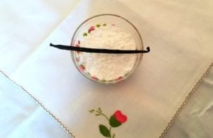 Come fare lo zucchero vanigliato Bimby