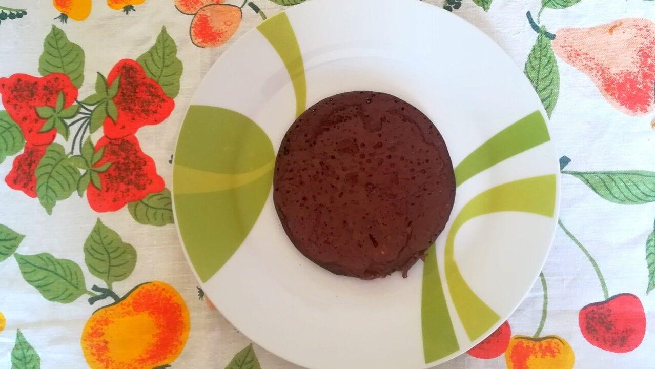 Pancakes proteici avena e cioccolato 4