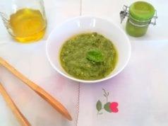 Pesto di basilico Bimby