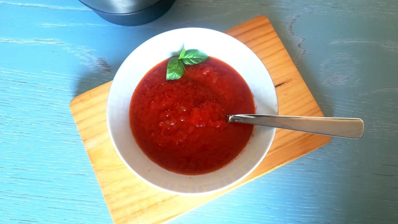 salsa di pomodoro Bimby 3