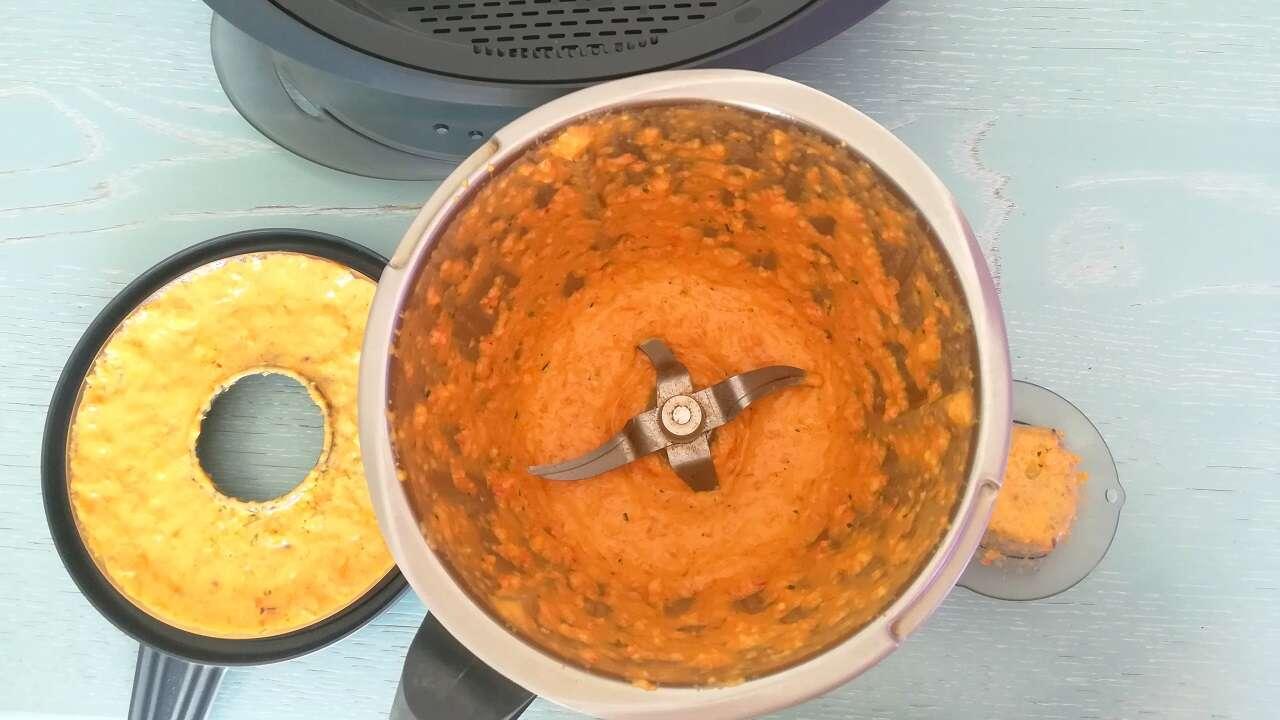 Pesto di peperoni Bimby 3