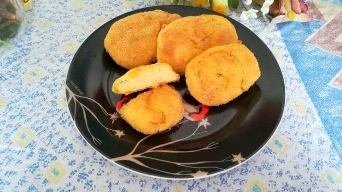 Crocchette di patate Bimby senza glutine