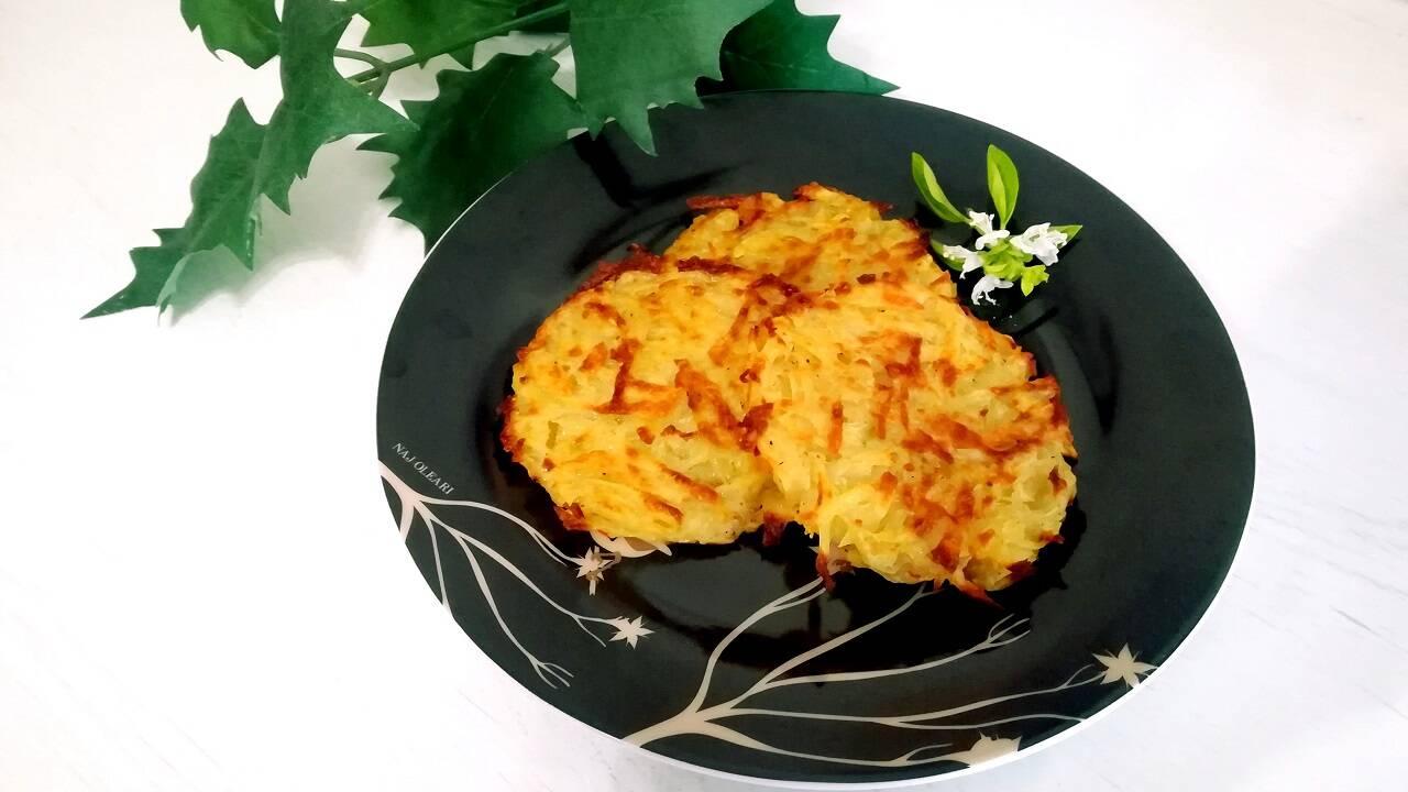 Rosti di patate light 5