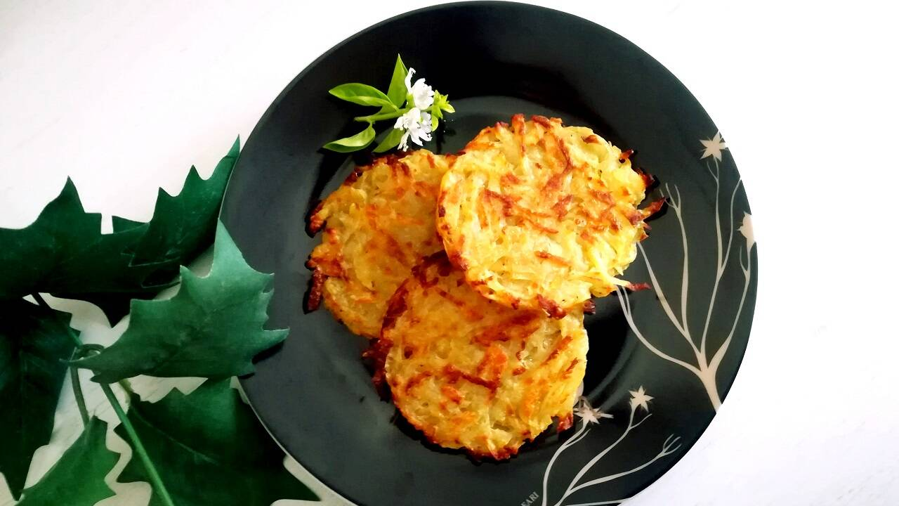 Rosti di patate light 4