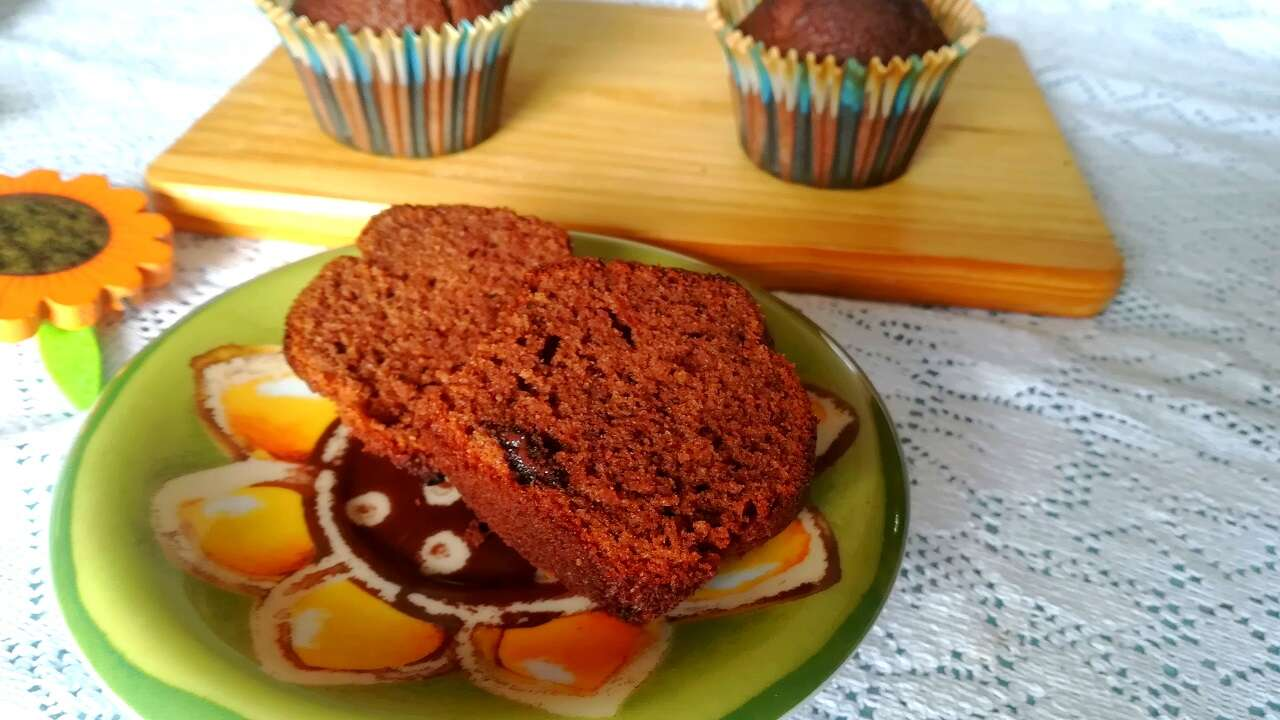 Muffin caffé Bimby senza glutine 4