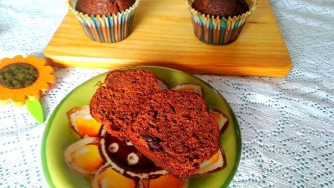 Muffin caffé Bimby senza glutine