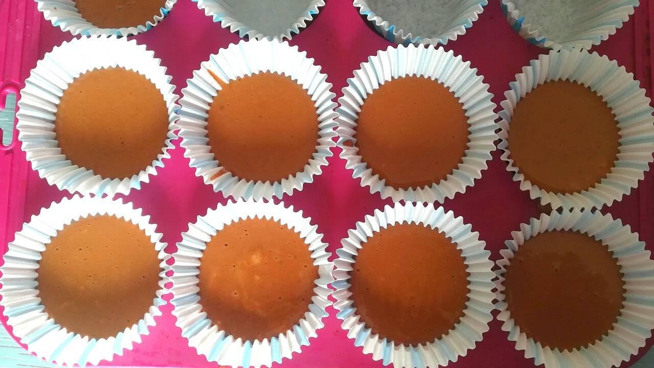 Muffin caffé Bimby senza glutine 2