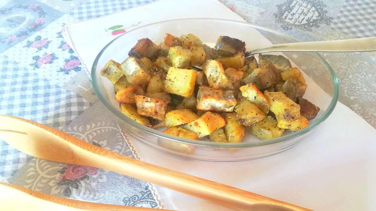Patate americane aromatizzate 2
