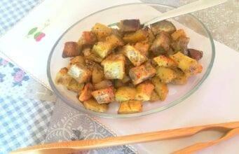 Patate americane aromatizzate