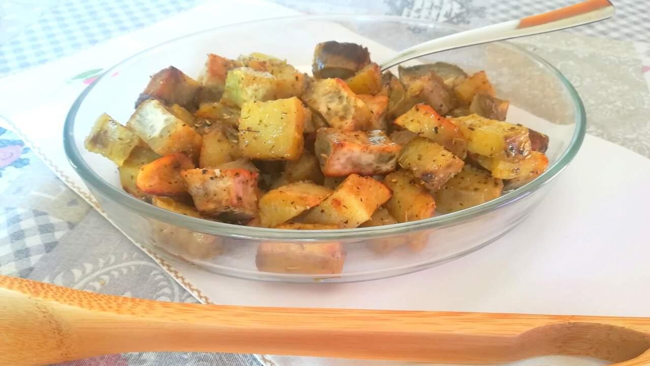 Patate americane aromatizzate 3