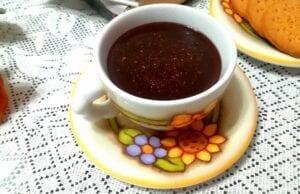 Cioccolata calda al peperoncino Bimby