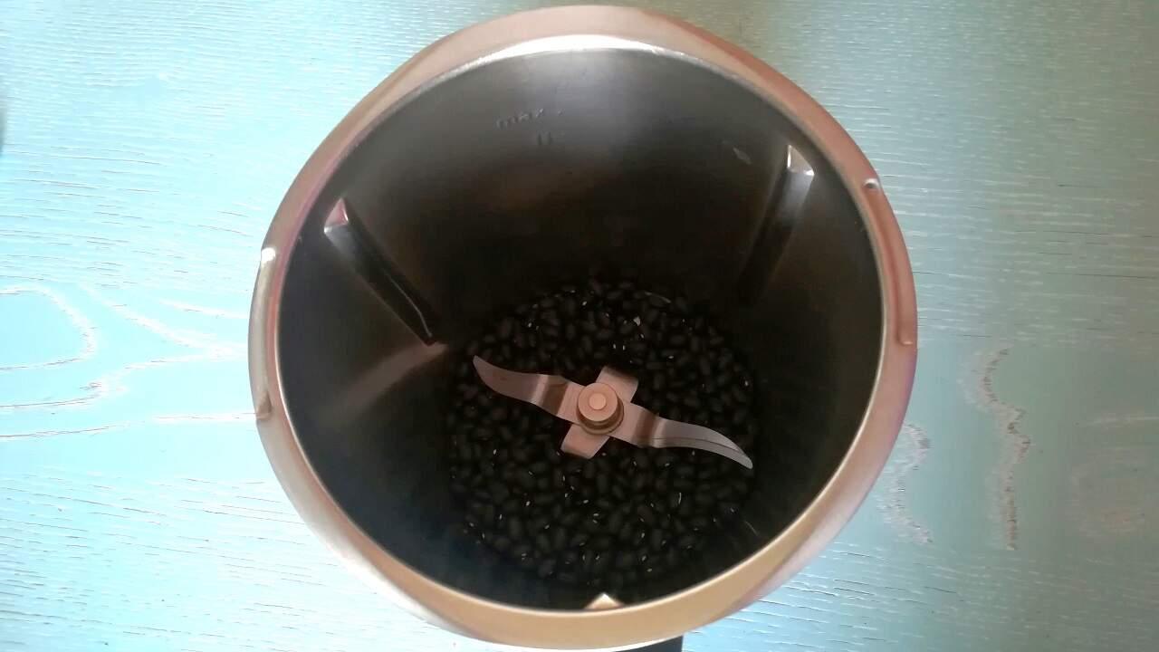 Farina di fagioli Bimby 1