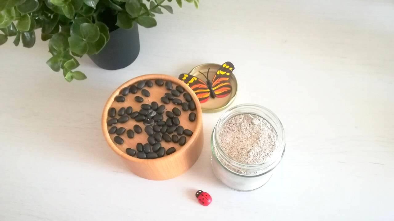 Farina di fagioli Bimby 4