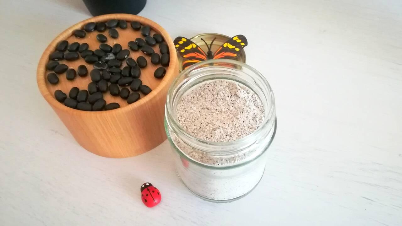 Farina di fagioli Bimby 5